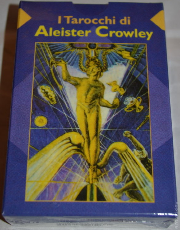 """Aleister Crowley"""